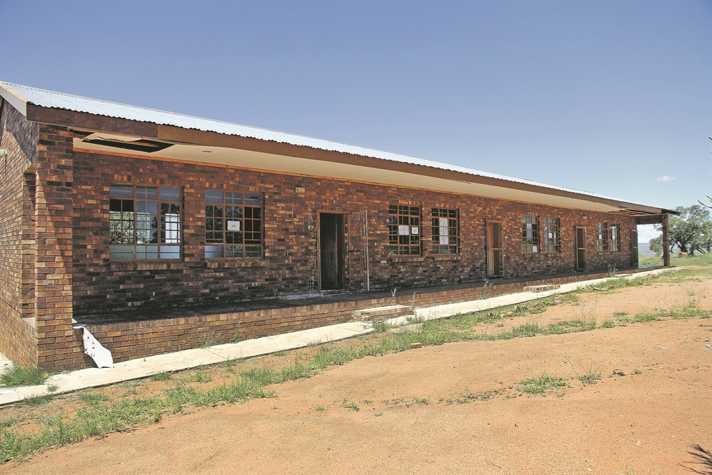 Ramoroke Secondary School in Selebaneng village is one of the three Limpopo schools that clocked up a zero pass rate in 2018 Picture: Rosetta Msimango