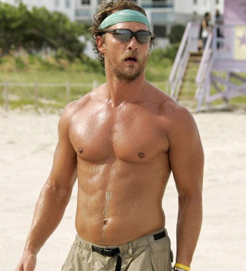 2. Matthew McConaughey