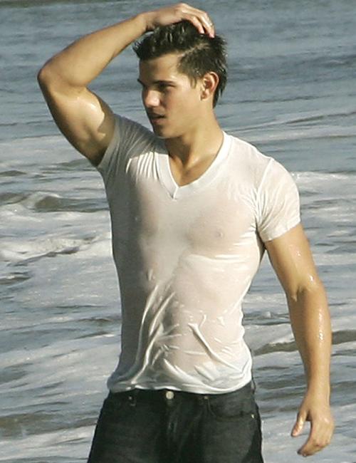 3. Taylor Lautner