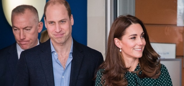 Prince William and Kate. (Photo: Getty/Gallo Images)