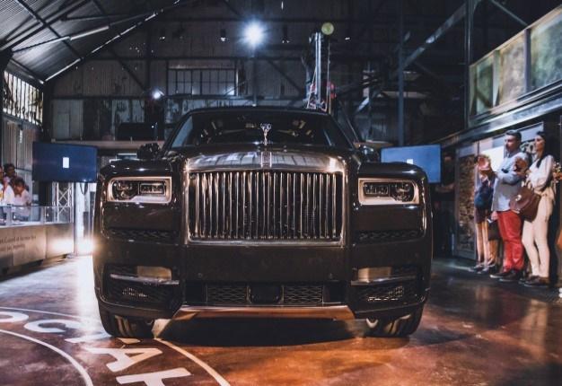 Rolls Royce Luxury Cullinan Suv Makes Sa Debut Wheels24