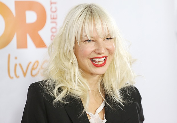 Sia (Photo: Getty Images)