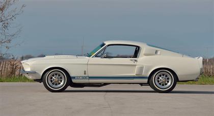 1967 Shelby GT500 Super Snake side