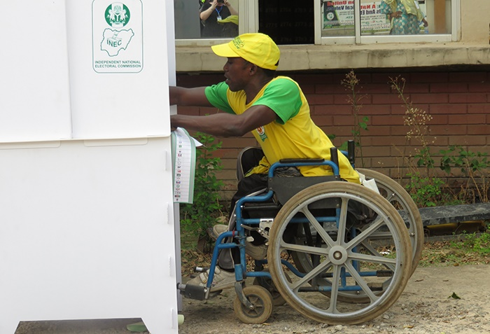 Disability Bill: people with disability asks buhar