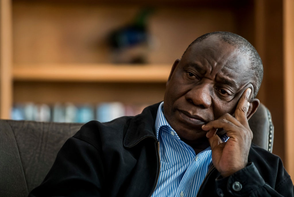 Pres. Cyril Ramaphosa. Foto: Getty Images