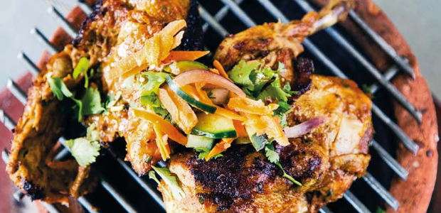 Kerala roast chicken (PHOTO: Drum)