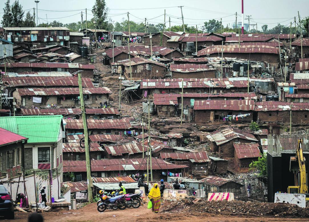 Nairobi Slum Upgrades Bear Fruits City Press