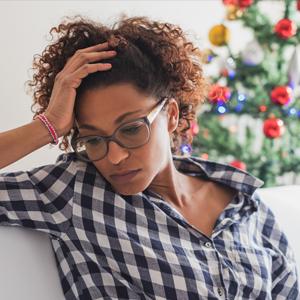 Five ways to beat the festive season blues.