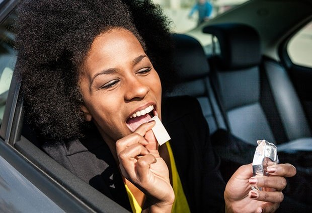 chewing gum, ibs