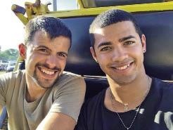 Dean en Markus