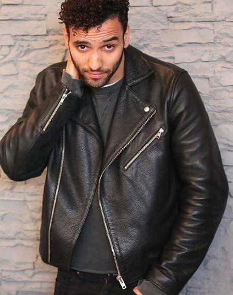 Die akteur Marwan Kenzari wat die rol van Jafar ve