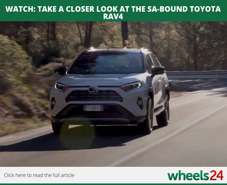 watch take a closer look at the sa bound toyota rav4 wheels24 closer look at the sa bound toyota rav4