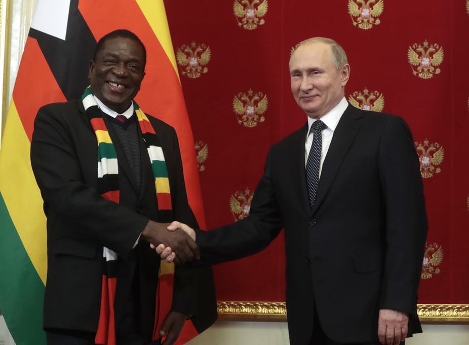 The fantasy that Mnangagwa would fix Zim is now fully exposed   City Press
