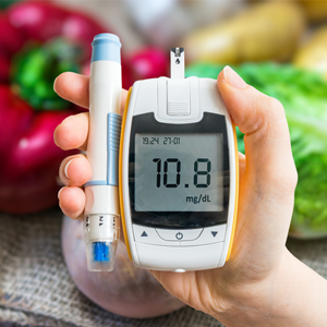 There's no standard nutritional advice for all diabetics.