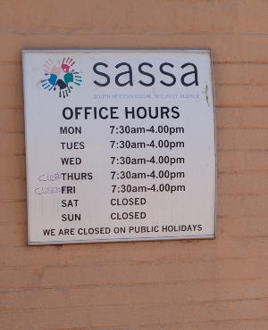 Sassa beneficiaries to be paid early for April - News24