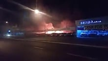 WATCH: R3.5m lost as Cape Town used car dealership goes up in flames
