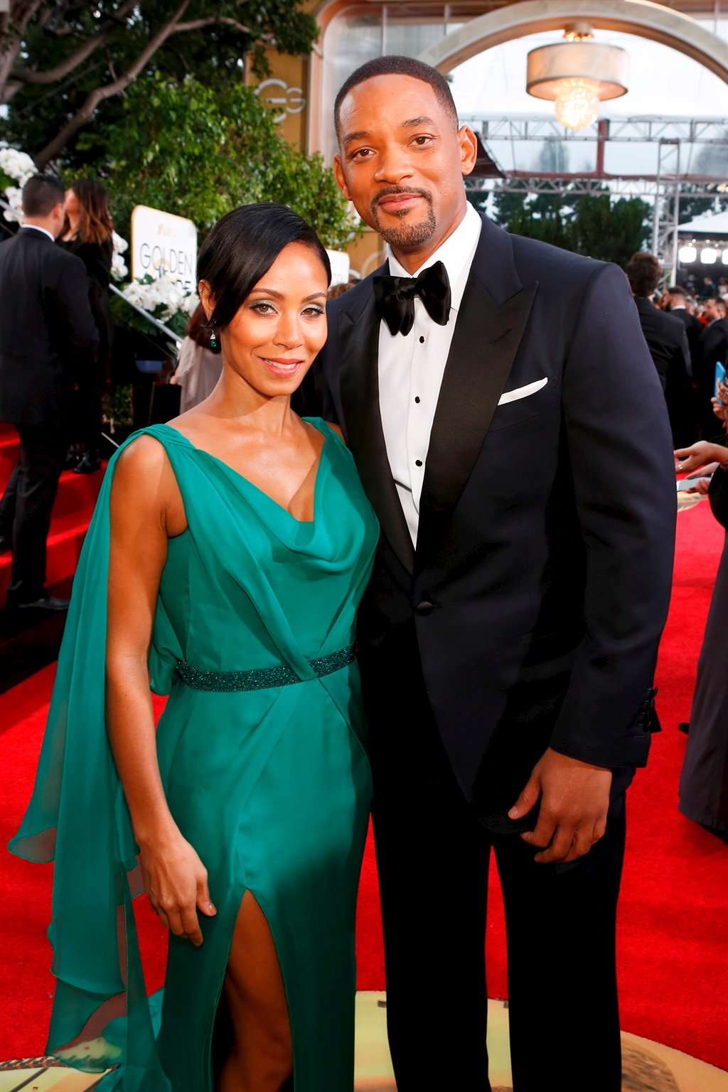 Will en Jada Smith