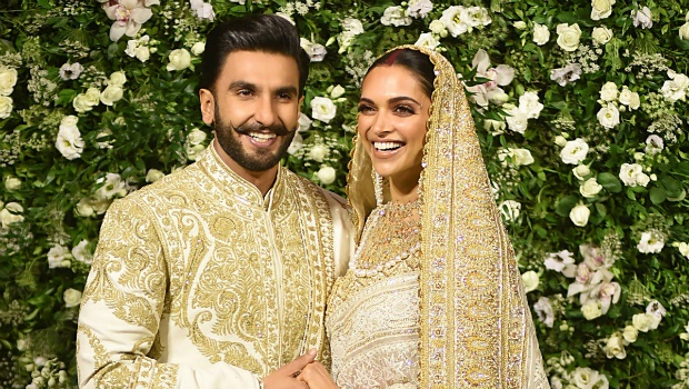 celebrity wedding gowns that blew us away in 2018