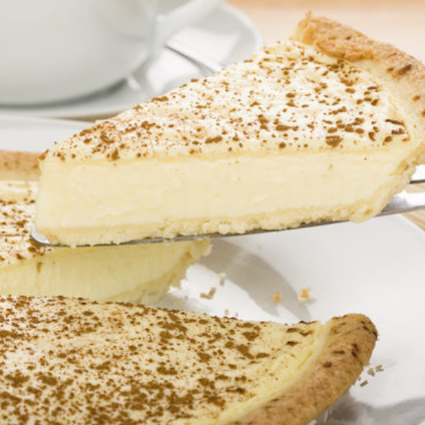 condensed milk tart