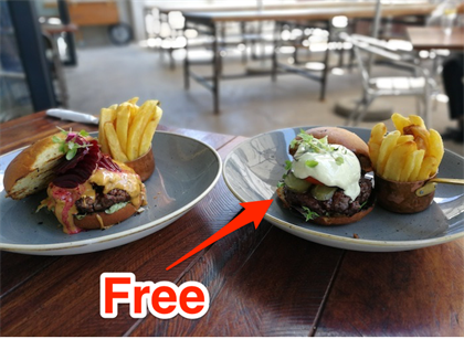 We got a free burger via FNB and The Entertainer — here's how
