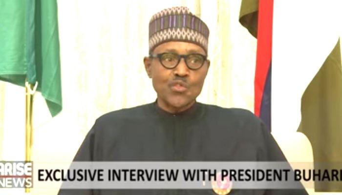 Muhammadu Buhari interview with ThisDay