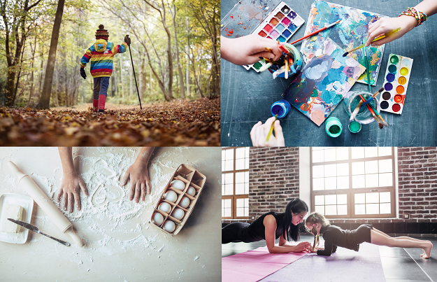 Try these fun hobbies with your kids.
