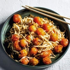 Photo: Tomato and cumin noodles
