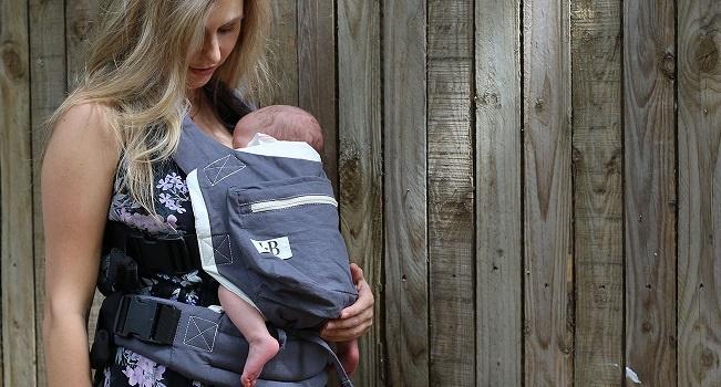 The Ubuntu Baba baby carrier.