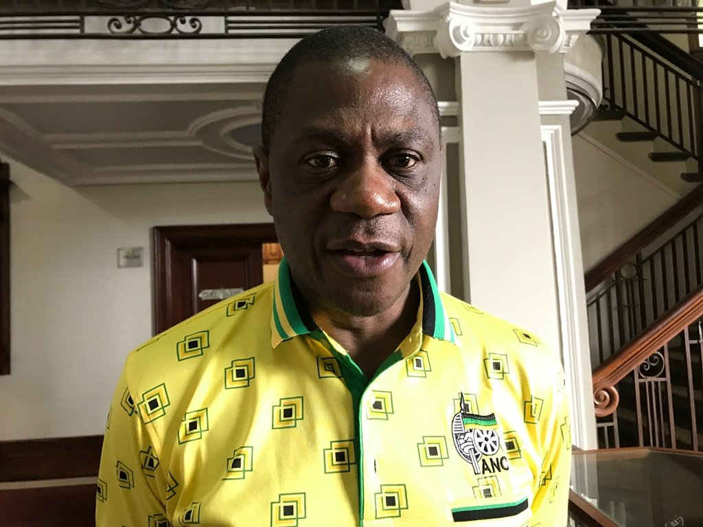 ANC Treasurer General Paul Mashatile ahead of campaigning for the party's upcoming manifesto launch in Ethekwini, KwaZulu Natal. (Tshidi Madia, News24)