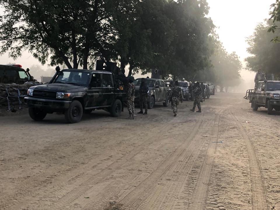 Troops give ISWAP members in Baga bloody nose