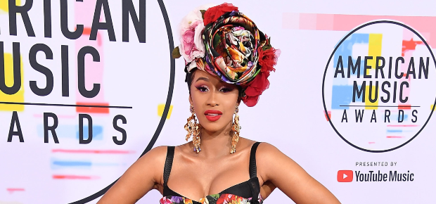 Cardi B (PHOTO:Getty/Gallo)