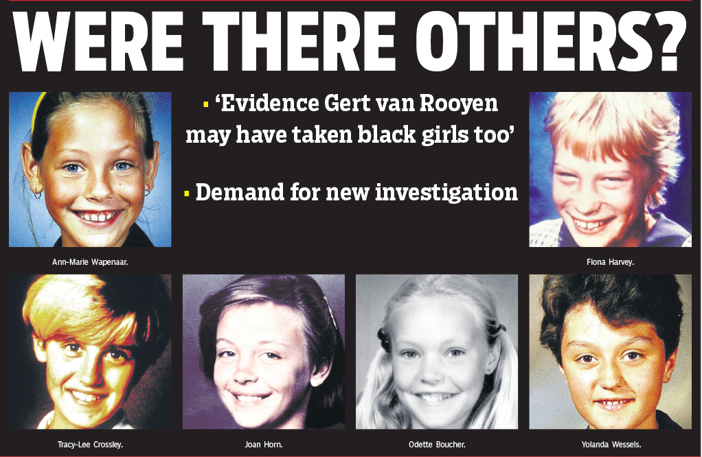 Investigations continue to find if there were more children abducted.