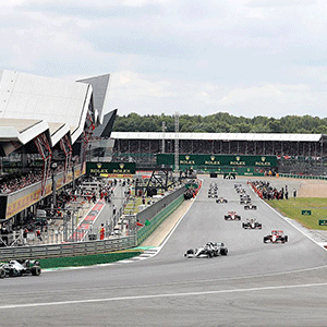 F1's Silverstone (PA/Supplied)