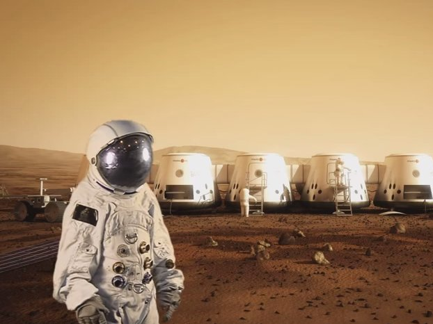 This high-profile South African was supposed to go to Mars - but now it may all have been a scam