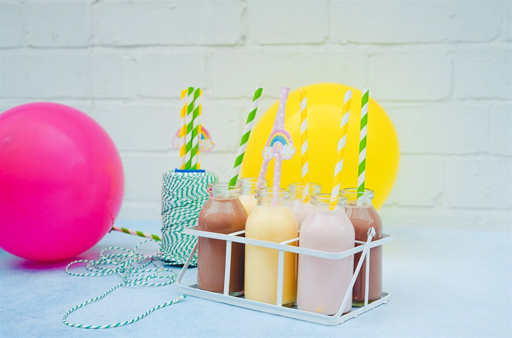 A selection of delicious smoothies