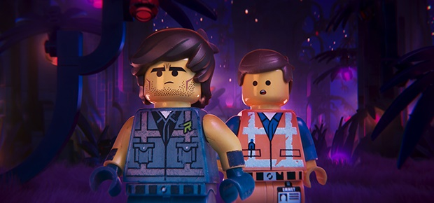 A scene from The Lego Movie 2: The Second Part.
