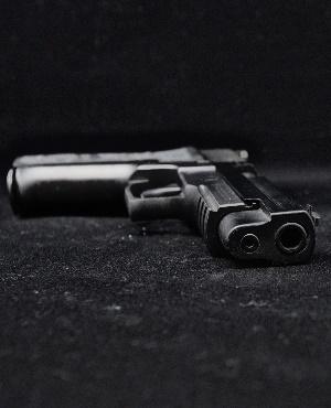 Gun. (Photo: Getty/Gallo Images)