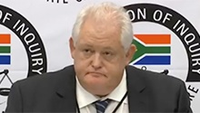 WATCH LIVE: Former Bosasa boss Angelo Agrizzi testifies at state capture inquiry