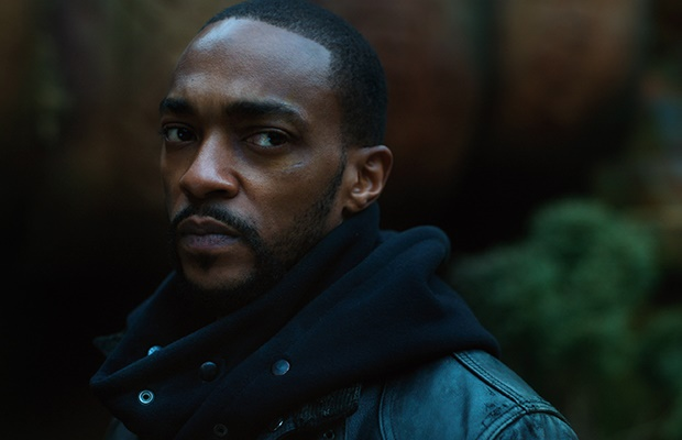 Anthony Mackie in 'Altered Carbon.'
