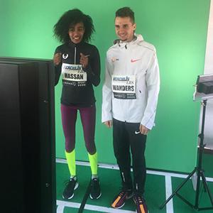 Monaco Run winners (Twitter)
