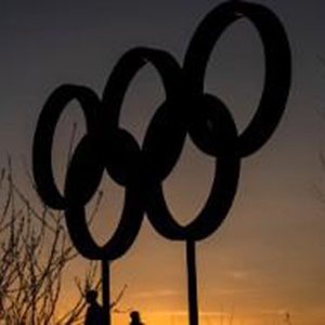 Olympic rings (Getty Images)