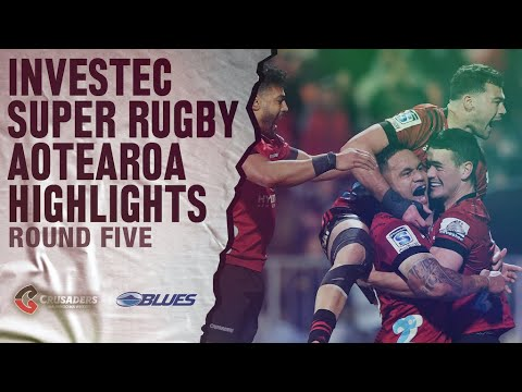 5 talking points: Super Rugby Aotearoa Week 5 - News24