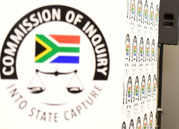 Commission of inquiry into state capture. (Deaan Vivier, Gallo Images)