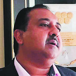 Ravi Govender is the acting chief financial officer at Sascoc. Picture: Daniel Mothowagae