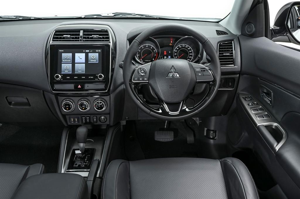 Review 2020 Mitsubishi Asx 6 Speed A T Cvt Wheels24