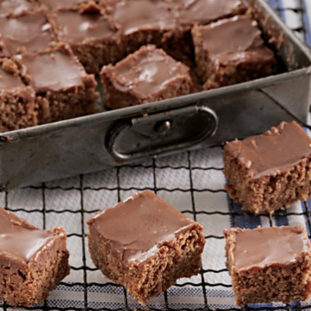 chocolate fudge squares