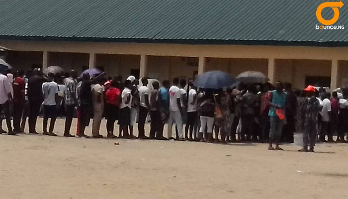 Voting in election in Bayelsa State and killings