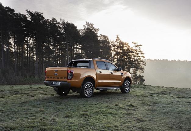 New Ford Ranger bakkie debuts in Europe: More power, new design