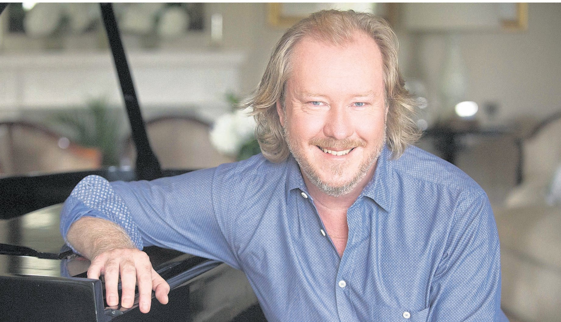 Pianist Christopher Duigan will bring his music revival to audiences in Pietermaritzburg and Howick.PHOTO: SUPPLIED