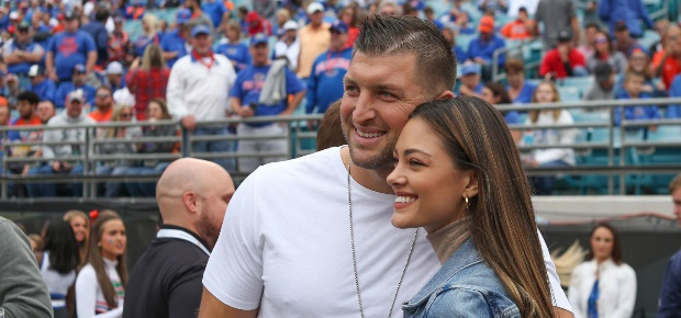 Tim and Demi-Leigh Tebow